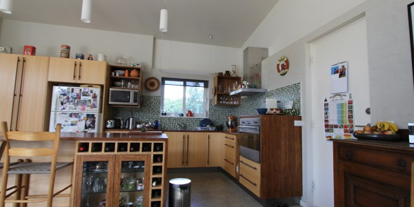 Downer House kitchen area